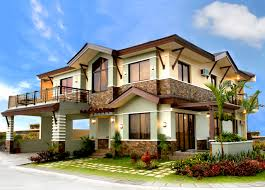 My Dream Home Design Modern Two Storey And Terrace House Design - Dream home design