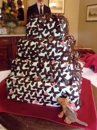 butterfly wedding cake wine chef