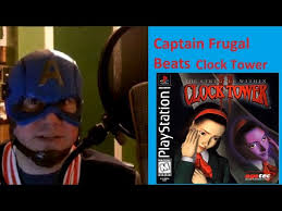 captain frugal beats clock tower ps one