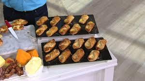 le coq cuisine lecoq cuisine 18 large savory croissants on qvc