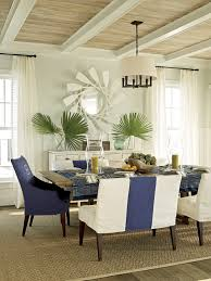 Beach Dining Room Sets by Ceiling Finish Coastal Living 2011 Ultimate Beach House Interior