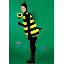 complete bumblebee halloween costume walmart