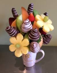 fruit arrangment take a edible fruit arrangement in deer lake nl