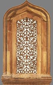 traditional design traditional design jharokha at rs 110000 piece wooden jharokha