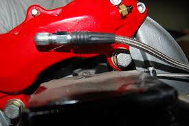 corvette central com cc 65 82 wilwood brake caliper install 014 cc tech