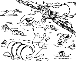 coloring download water pollution coloring pages water pollution