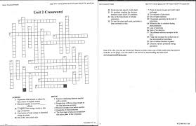 dna crossword key u0026 photosynthesis cellular respiration crossword