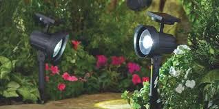 Solar Spot Lights Outdoor Top Solar Path Lights Or Best Outdoor Solar Spot