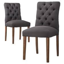 Tufted Dining Chair Set Threshold Brookline Tufted Dining Chair Set Of 2 Keep