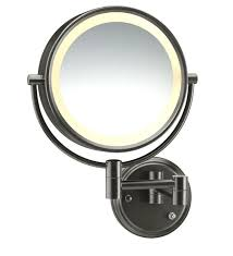 conair two sided makeup mirror with 4 light settings conair makeup mirrors mirror