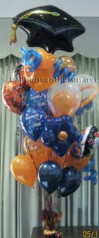 balloon arrangements for graduation balloons on the run party decorations r us balloon bouquets