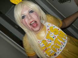 Chica Halloween Costume Fnaf Chica Scare Jump Xane6 Deviantart