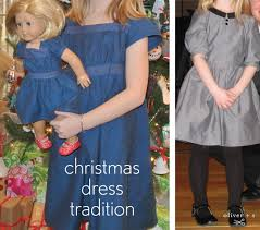 christmas dress tradition blog oliver s