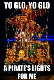 Disneyland Memes - disneyland resort cast members create main street electrical parade