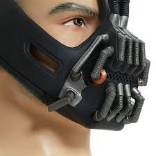 Bane Halloween Costume Xcoser Bane Mask 2015 Version Dark Knight Rises Bane