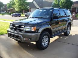 toyota 4runner 1999 limited finally an introduction 99 black limited 4wd toyota 4runner