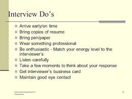 Bring Resume To Interview Interview Like A Pro How To Improve Your Odds Of Getting The Job