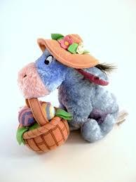 winnie the pooh easter basket 106 best eeyore images on eeyore plush and disney