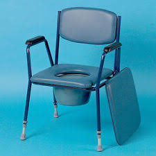 Armchair Toilet Commode Chair Ebay