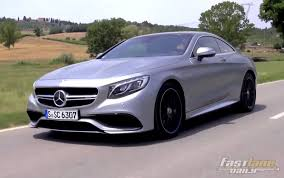 mercedes s63 amg review 2015 mercedes s63 amg coupe review fast daily