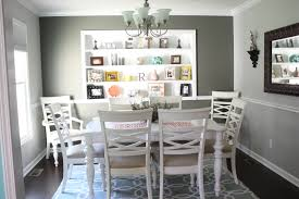 Budget Fall Dining Room Makeover For Under - Dining room makeover