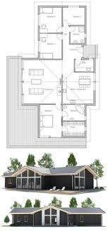 how to design a house plan modern house plan with high ceilings four bedrooms and separate