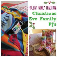 tradition family pajamas