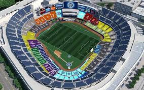 Yankee Stadium Floor Plan Total Mls On Twitter