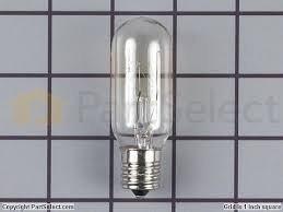ge microwave oven light bulb replacement light bulb ge profile microwave light bulb 40 watt 130 volt clear