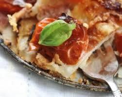 cuisiner l aubergine recette de tatin de tomates aux aubergines minceur