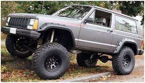 charcoal jeep grand cherokee black rims jeep bushwacker