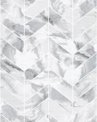 Herringbone Line Wallpaper Beige Peel by Carrera Marble Herringbone Wallpaper Willowlanetextiles