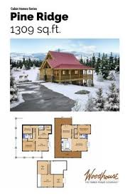 log home floor plans with loft cabin floor loft with house plans dogwood ii log home and log