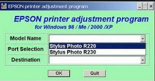 resetter epson r230 windows download resetter epson r230 auto reviews pinterest