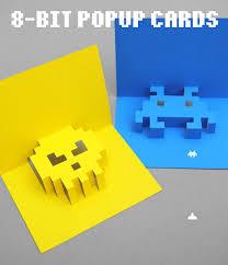 8 bit popup cards minieco