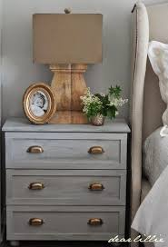 impressive colored night stands cream nightstand golden wood