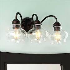 glass shades for vanity lights vanity light shade marvelous glass vanity light four light glass