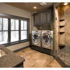 combine bathroom laundry for extra space dream home pinterest