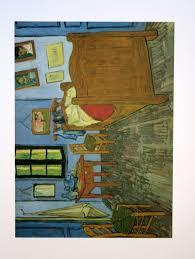 chambre vincent gogh vincent gogh la chambre de gogh à arles 1889