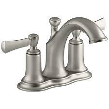 Kohler Brushed Bronze Bathroom Faucets by Bathroom Faucets Brushed Nickel Kohler Best Bathroom Decoration