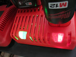 Milwaukee Lights 48 59 1812 M18 And M12 Multi Voltage Combo Charger Review