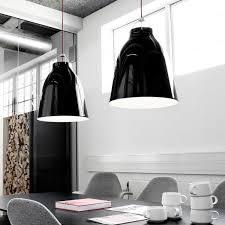 Black Pendant Lights Lightyears Caravaggio P3 Pendant Large By Cecilie Manz Danish