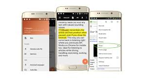 text reader for android text reader for android