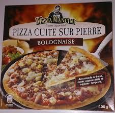 Meme Pizza - pizza cuite sur pierre bolognaise même code barre 26048888 pour