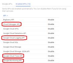 Google Snapshots Gcp Stackdriver Tutorial Debug Snapshots Traces Logging And