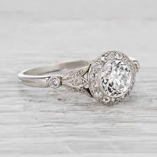 flat engagement rings flat diamond rings unique best flat engagement rings ideas on