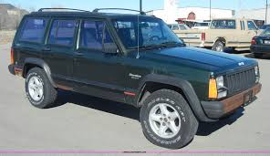 1995 jeep cherokee sport suv item d9760 sold february 2