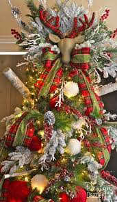 plaid christmas plaid christmas tree ideas refresh restyle