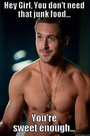 Funny Weight Loss Memes - gosling weight loss motivation quickmeme