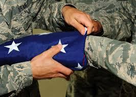 Flag Folding Ceremony The Importance Of Protocol Core Values Hold The Key U003e Grand Forks